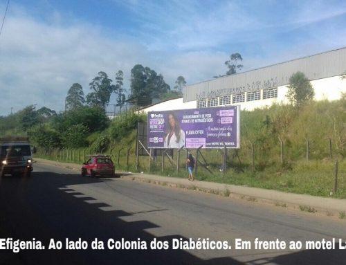 Outdoor Rua Santa Efigênia Colônia dos Diabéticos