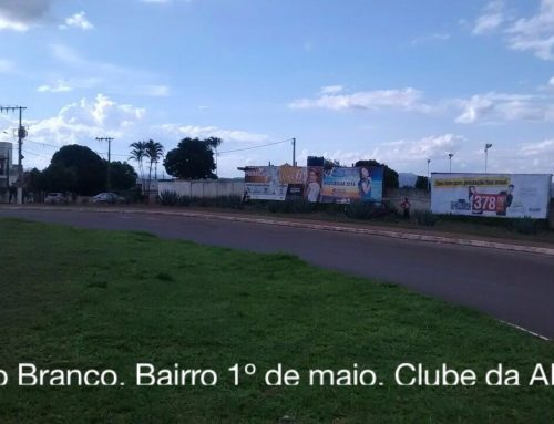 Outdoor Ouro Branco Clube AEA