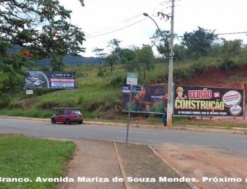 Outdoor Avenida Mariza de Souza Mendes
