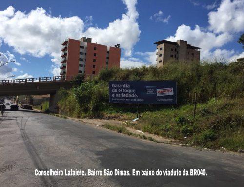 Outdoor Viaduto Bairro São Dimas