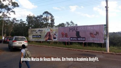 Outdoor Ouro Branco Academia Body Fit