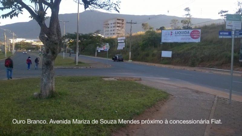 Outdoor Av Mariza de Souza Mendes