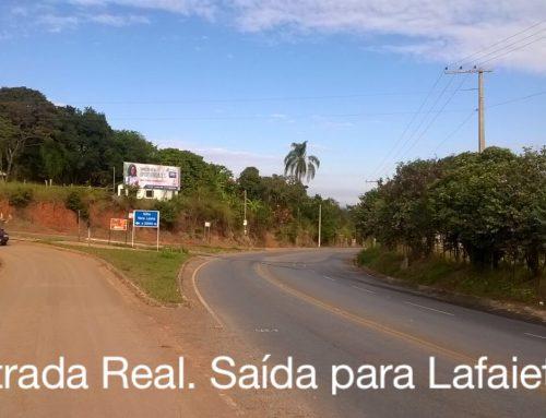 Outdoor Estrada Real Saída para Lafaiete