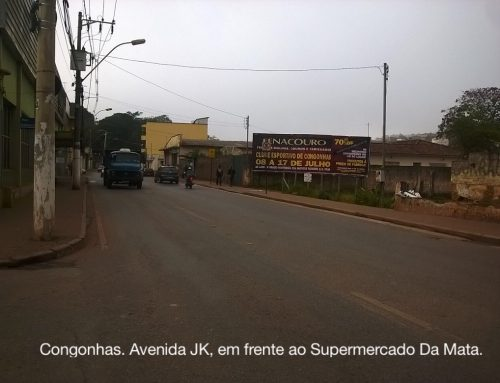 Outdoor Avenida Jk Congonhas