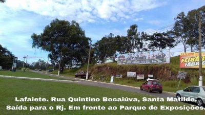 Outdoor Rotor Santa Matilde Parque de Exposições