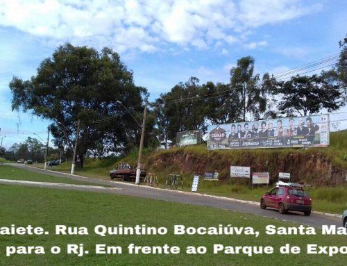 Outdoor Santa Matilde Rotor do Parque de Exposições
