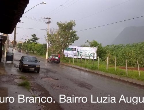 Outdoor Bairro Luzia Augusta Ouro Branco